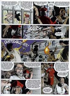 Extrait de Quetzalcoatl -2- La montagne de sang