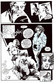 Extrait de Sin City -6b- Des filles et des flingues