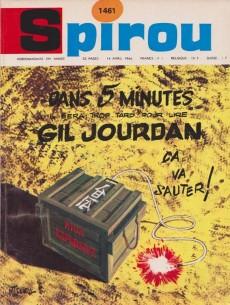 Extrait de (Recueil) Spirou (Album du journal) -101- Spirou album du journal