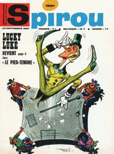 Extrait de (Recueil) Spirou (Album du journal) -106- Spirou album du journal