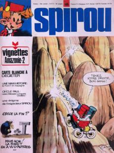 Extrait de (Recueil) Spirou (Album du journal) -129- Spirou album du journal