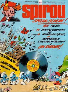 Extrait de (Recueil) Spirou (Album du journal) -140- Spirou album du journal