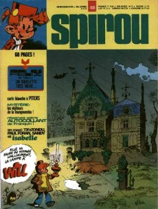 Extrait de (Recueil) Spirou (Album du journal) -137- Spirou album du journal