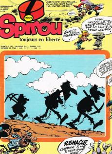 Extrait de (Recueil) Spirou (Album du journal) -150- Spirou album du journal