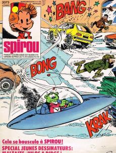 Extrait de (Recueil) Spirou (Album du journal) -148- Spirou album du journal