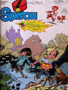 Extrait de (Recueil) Spirou (Album du journal) -154- Spirou album du journal