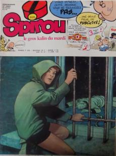Extrait de (Recueil) Spirou (Album du journal) -152- Spirou album du journal