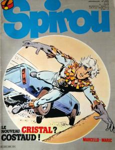 Extrait de (Recueil) Spirou (Album du journal) -170- Spirou album du journal