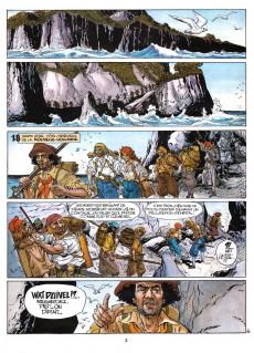 Extrait de Pieter Hoorn -3- La baie des Français