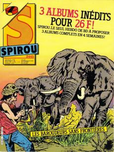 Extrait de (Recueil) Spirou (Album du journal) -178- Spirou album du journal