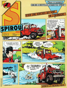 Extrait de (Recueil) Spirou (Album du journal) -176- Spirou album du journal