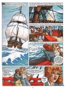 Extrait de Pieter Hoorn -2- Les rivages trompeurs