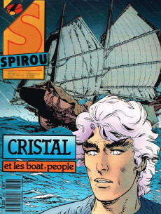 Extrait de (Recueil) Spirou (Album du journal) -189- Spirou album du journal