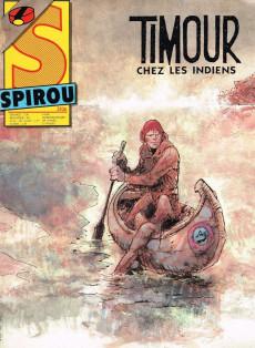 Extrait de (Recueil) Spirou (Album du journal) -186- Spirou album du journal