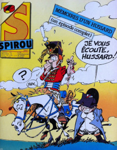 Extrait de (Recueil) Spirou (Album du journal) -185- Spirou album du journal