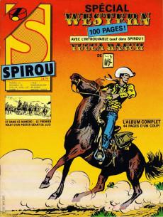 Extrait de (Recueil) Spirou (Album du journal) -181- Spirou album du journal