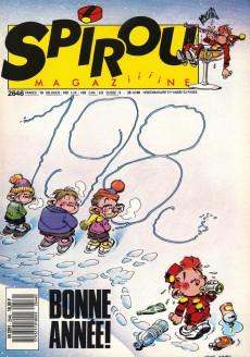 Extrait de (Recueil) Spirou (Album du journal) -198- Spirou album du journal