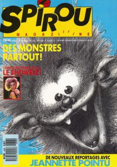 Extrait de (Recueil) Spirou (Album du journal) -197- Spirou album du journal