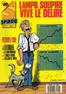 Extrait de (Recueil) Spirou (Album du journal) -196- Spirou album du journal