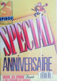 Extrait de (Recueil) Spirou (Album du journal) -194- Spirou album du journal