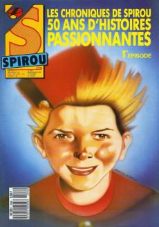Extrait de (Recueil) Spirou (Album du journal) -193- Spirou a grandi!