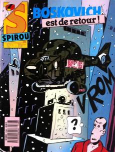 Extrait de (Recueil) Spirou (Album du journal) -192- Spirou album du journal