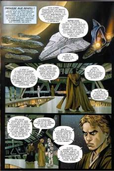 Extrait de Star Wars - Clone Wars -7- Les cuirassés de Rendili
