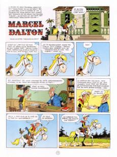 Extrait de Lucky Luke -69FL- Marcel Dalton