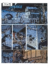 Extrait de Blueberry (La Jeunesse de) -7b2003- La poursuite impitoyable