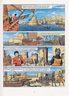 Extrait de Vasco -3- La Byzantine