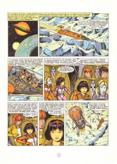 Extrait de Yoko Tsuno -18- Les exilés de Kifa