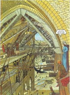 Extrait de Les grandes Heures des Chrétiens -7- Maître Guillaume et le journal des bâtisseurs de cathédrales