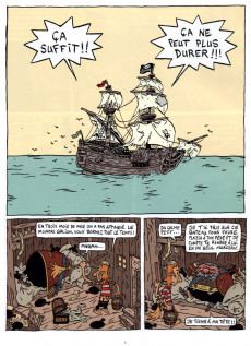 Extrait de Martin, l'apprenti pirate -1- Objectif Bigorneau