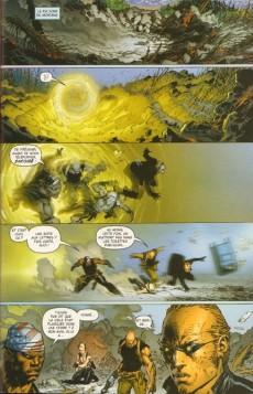 Extrait de Top comics -3- Hunter Killer, Humankind & Common Grounds