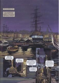 Extrait de La croix de Cazenac -7- Les Espions du Caire
