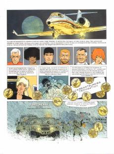 Extrait de XIII -17- L'or de Maximilien