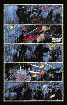Extrait de Daredevil (100% Marvel - 1999) -9- Le roi de Hell's Kitchen