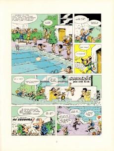 Extrait de Les petits hommes (Soleil/Jourdan) -1- Des souris et des petits hommes