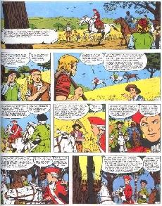 Extrait de Barbe-Rouge (L'intégrale) -2- Le capitaine sans nom