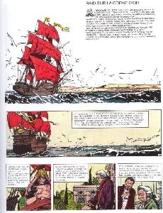 Extrait de Barbe-Rouge (L'intégrale) -7- Les disparus du Faucon Noir