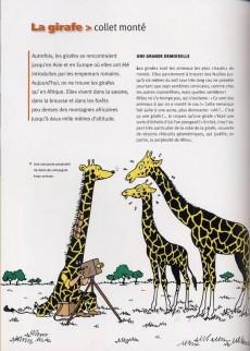 Extrait de Tintin - Divers - Tintin et les animaux