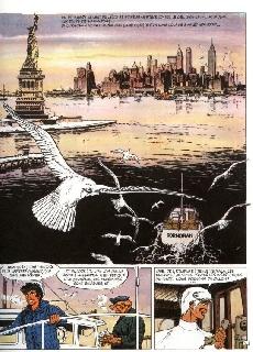 Extrait de Bernard Prince -4a1980- Aventure à Manhattan