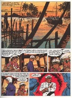 Extrait de Bernard Prince -6a1980- La loi de l'ouragan
