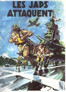 Extrait de Buck Danny (Tout) -1- La guerre du Pacifique - première partie