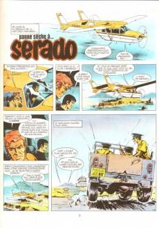 Extrait de Bob Morane 2 (Dargaud) -21- Panne sèche à Serado