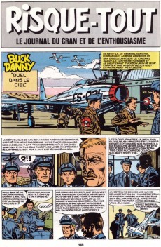 Extrait de Buck Danny (Tout) -4- La Guerre de Corée