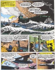 Extrait de Buck Danny (Tout) -11- Missions à très haut risque