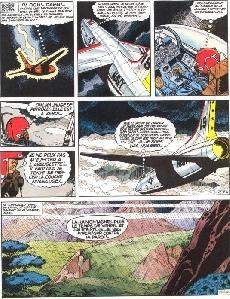 Extrait de Buck Danny (Tout) -12- Mission aérienne anti-mafia
