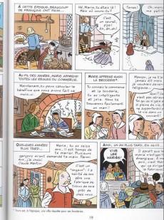 Extrait de Les chercheurs de Dieu -11- Saint Benoît, Ignace de Loyola, Marie Guyart