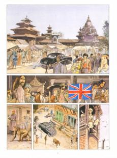 Extrait de India dreams -4- Il n'y a rien à Darjeeling